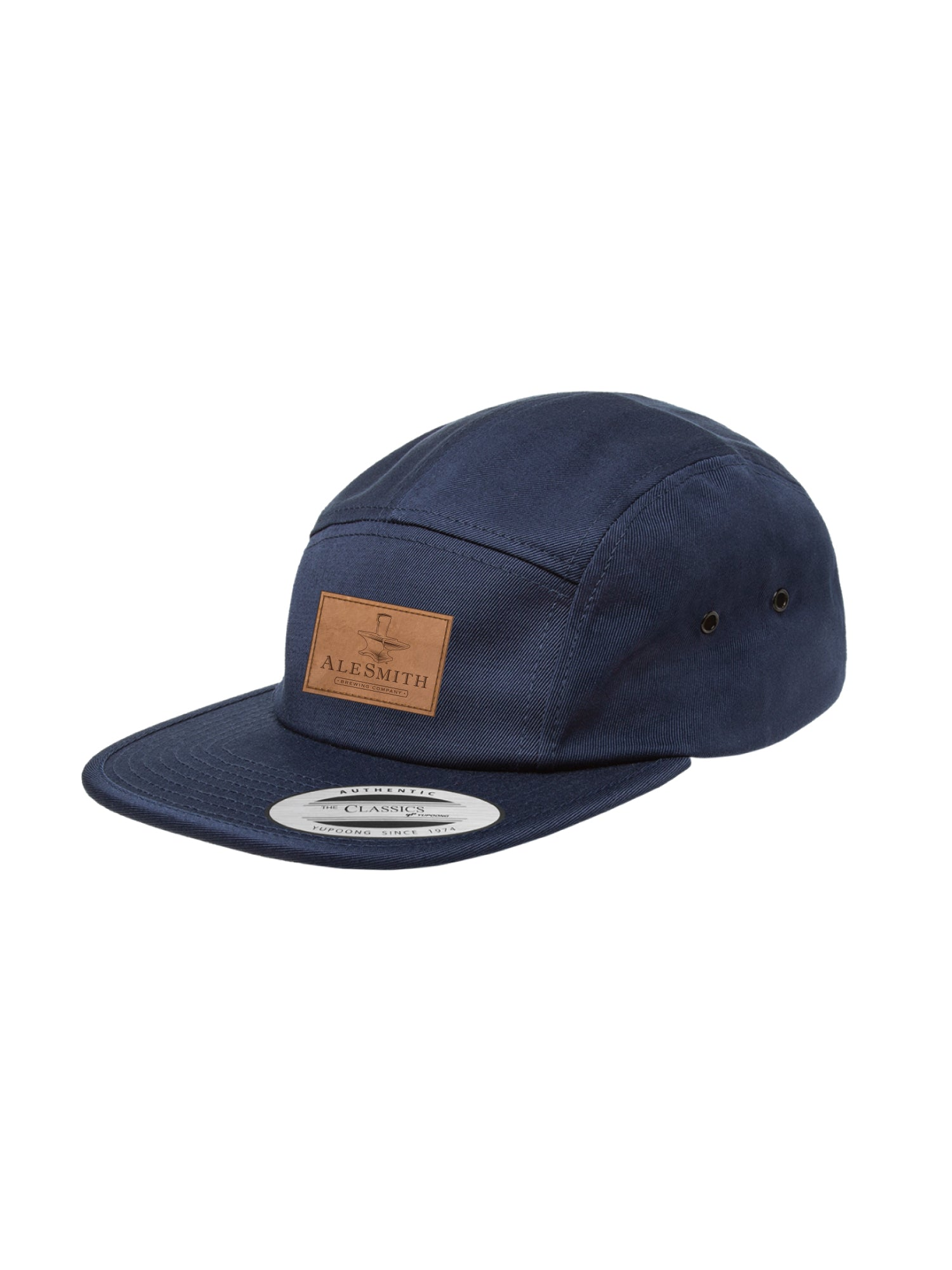 Ale Smith Camper Hat- Blue