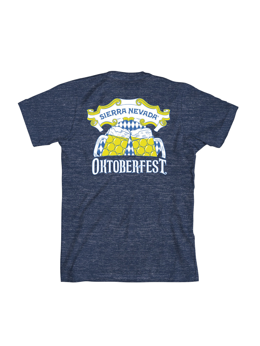 OCTOBER FEST S/S TSHIRT- NAVY