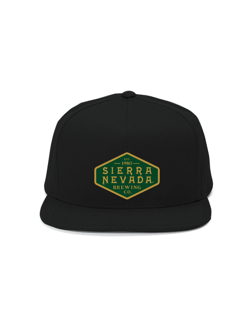 SHIELD HAT- BLACK