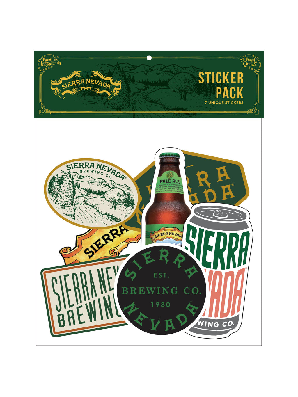 STICKER PACK - Anderson Bros Design and Supply