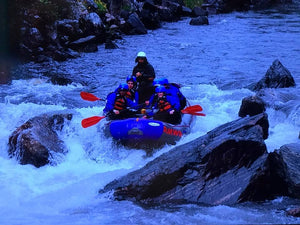 Whitewater Rafting, Idaho Springs, Colorado
