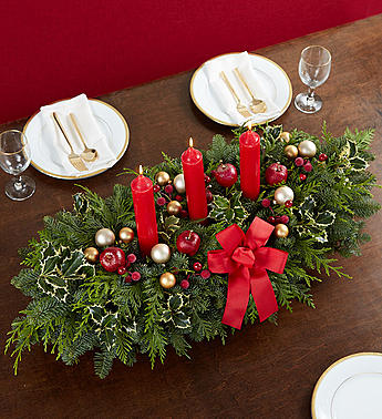 Magnificent Holiday Centerpiece