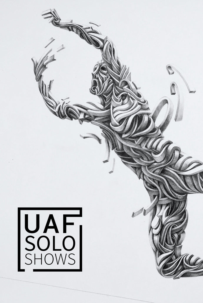 Urban Art Fair / Solo show de Shaka