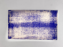 Aharon Gluska – Silent Blue 4 - Galerie Lazarew - Art contemporain Paris