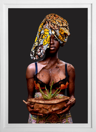 Oké Agbo - Lazarew - Art contemporain africain