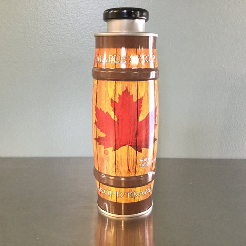 500 ml Nu Can - Maple Syrup