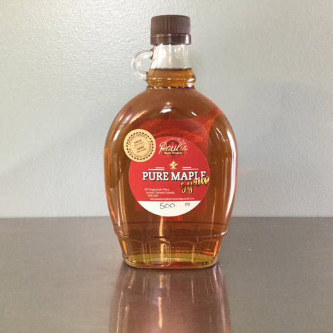 500 ml Glass Kent - Maple Syrup