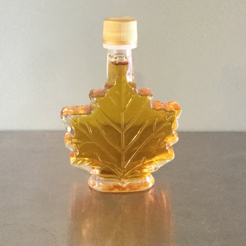 50 ml Glass Leaf - Maple Syrup