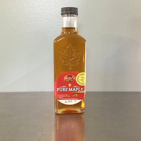 250 ml Glass Folia - Maple Syrup