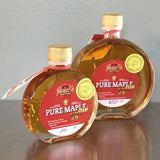 250 ml Glass Medallion - Maple Syrup