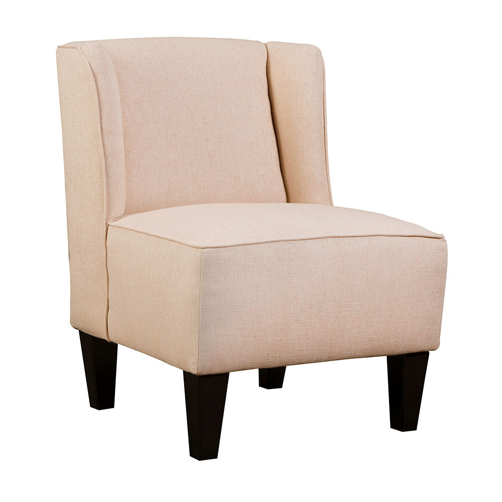 Charlie Winged Slipper Chair