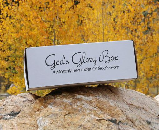 God's Glory Box Subscription Service