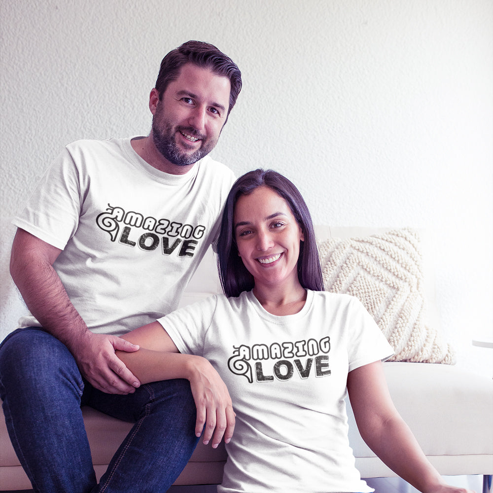Amazing Love - Christian Inspired T-Shirt, Hoodies, Long Sleeve Gifts and Apparel