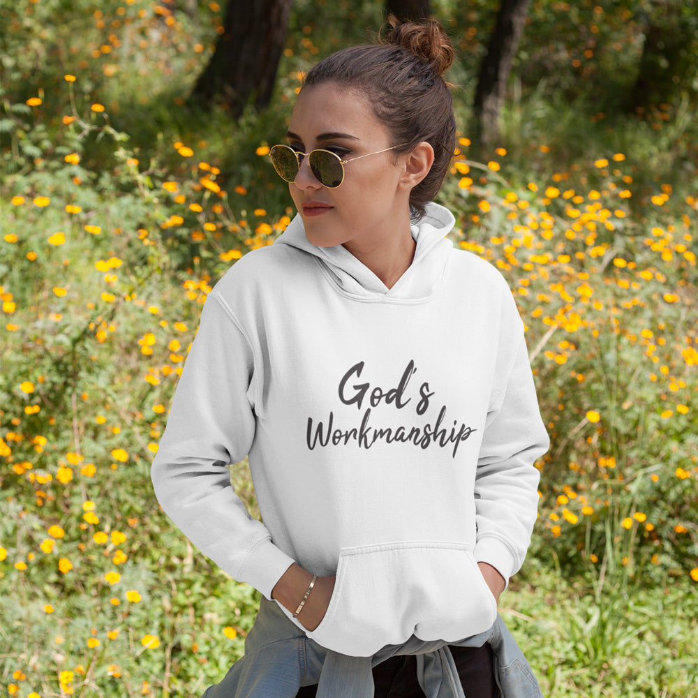 God's Workmanship - Christian Inspired T-Shirt, Hoodies, Long Sleeve Gifts and Apparel