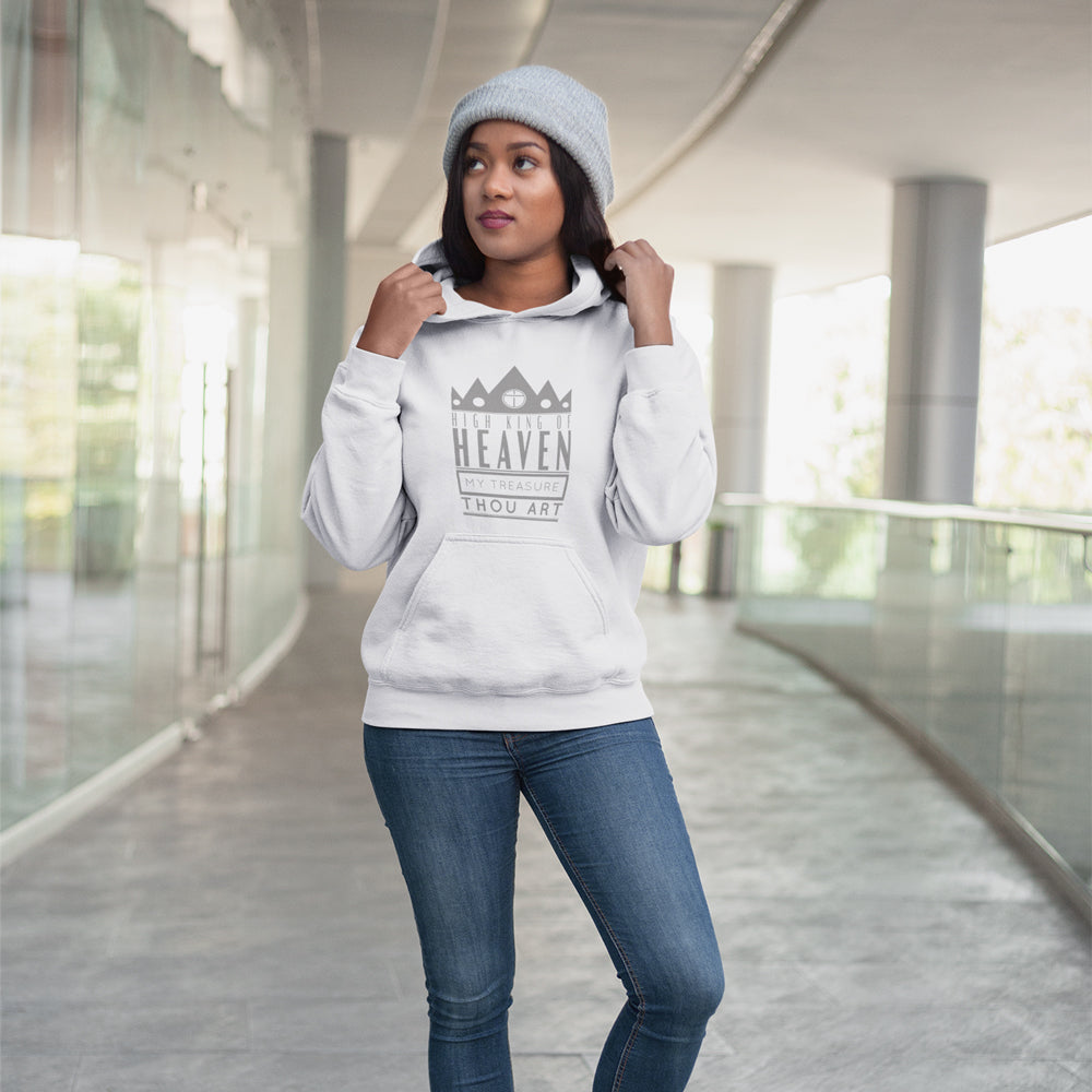 High King of Heaven - Christian Inspired T-Shirt, Hoodies, Long Sleeve Gifts and Apparel