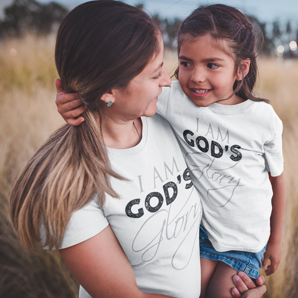 I Am God's Glory - Christian Inspired T-Shirt, Hoodies, Long Sleeve Gifts and Apparel