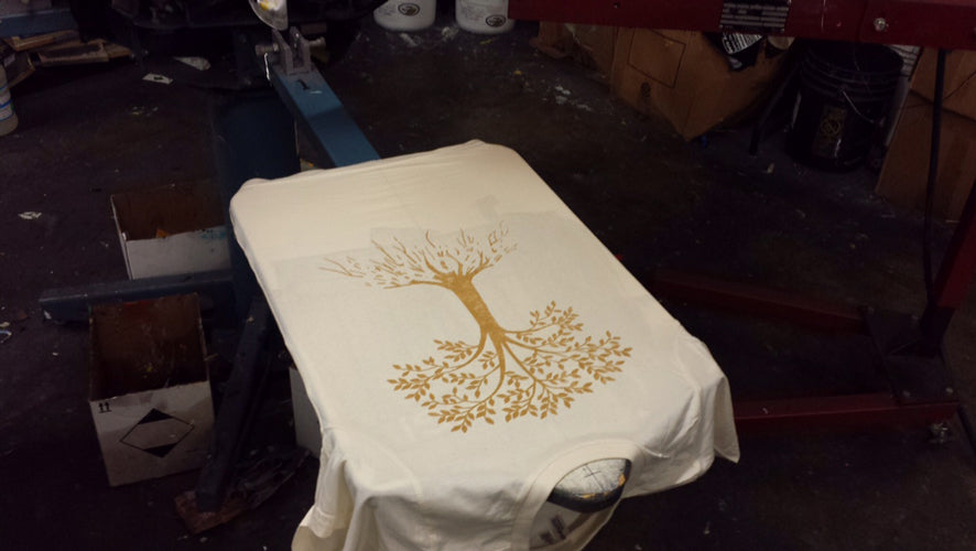 Production photos of our Rooted in Faith Classic design