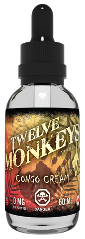 Twelve Monkeys - Congo Cream