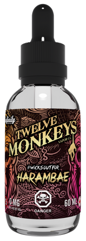 Twelve Monkeys -Harambae
