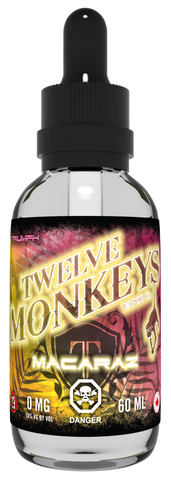 Twelve Monkeys - MacaRaz