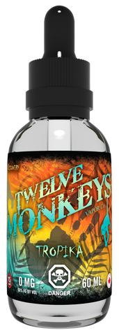 Twelve Monkeys - Tropika