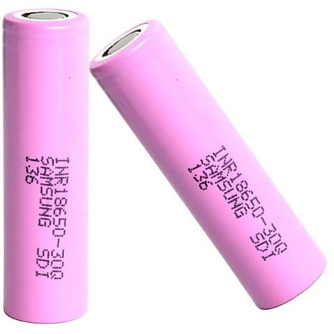 Samsung INR18650 30Q Battery 15A 3000mah