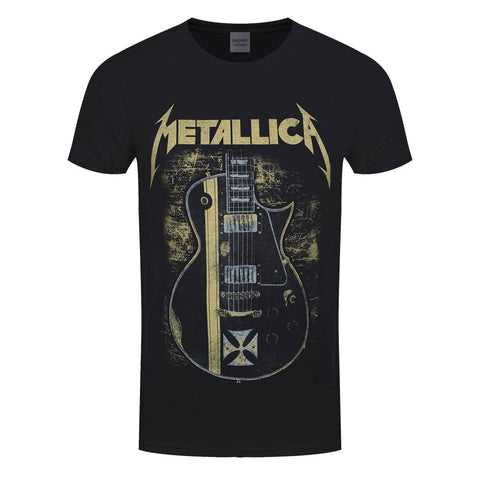 Metallica Hetfield Iron Cross Official T-Shirt