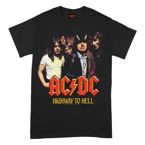 AC/DC Highway To Hell Band Official T-Shirt