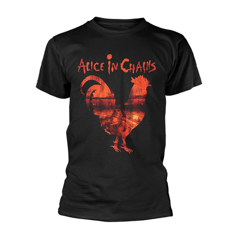 Alice In Chains Rooster Dirt Official T-Shirt