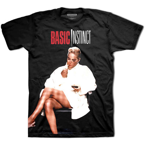 Basic Instinct Official T-Shirt