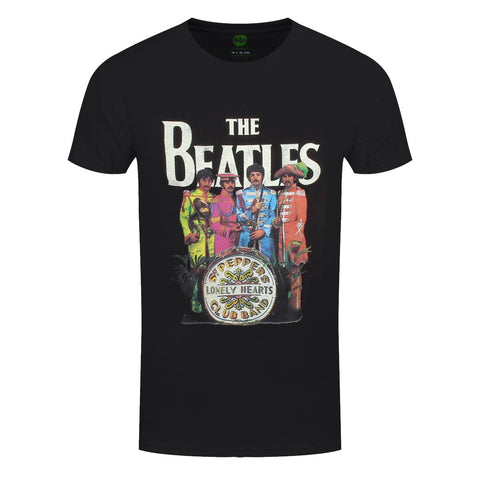 The Beatles Sgt Pepper's Lonely Hearts Club Band Official T-Shirt