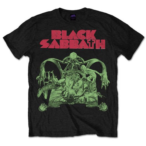 Black Sabbath Cutout Official T-Shirt