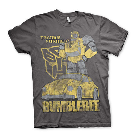 Transformers Bumblebee Official T-Shirt