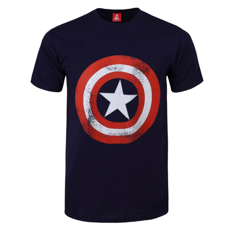 Captain America Official T-Shirt