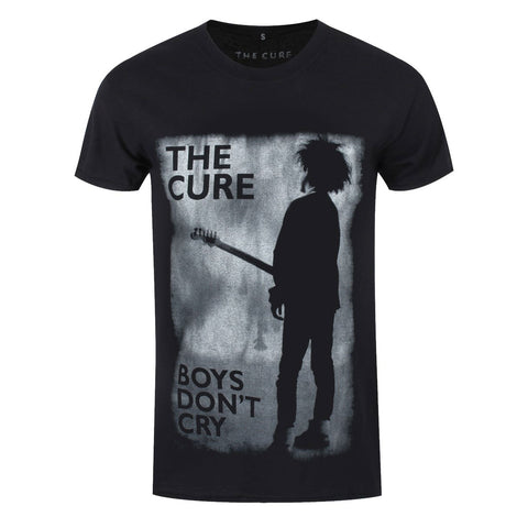 The Cure Boys Don't Cry Official T-Shirt