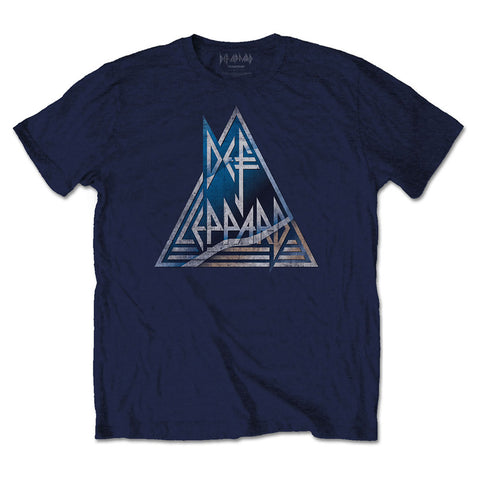 Def Leppard Triangle Official T-Shirt