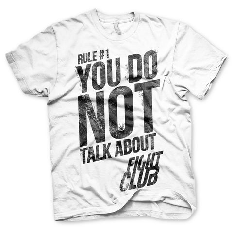 Fight Club Do Not Talk About Official T-Shirt