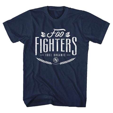 Foo Fighters 100% Organic Official T-Shirt
