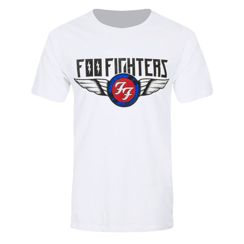 Foo Fighters Flash Wings Official T-Shirt