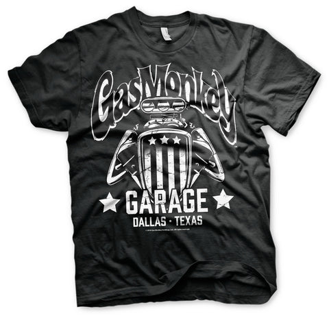 Gas Monkey Garage American Engine Official T-Shirt