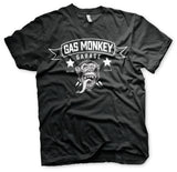 Gas Monkey Garage Blood Sweat Beers Official T-Shirt