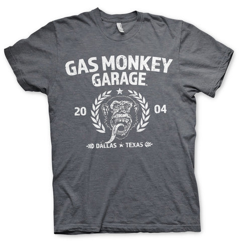 Gas Monkey Garage Emblem Official T-Shirt