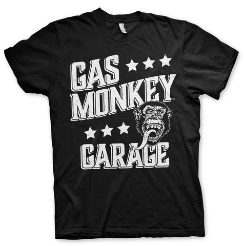 Gas Monkey Garage Monkeystars Official T-Shirt