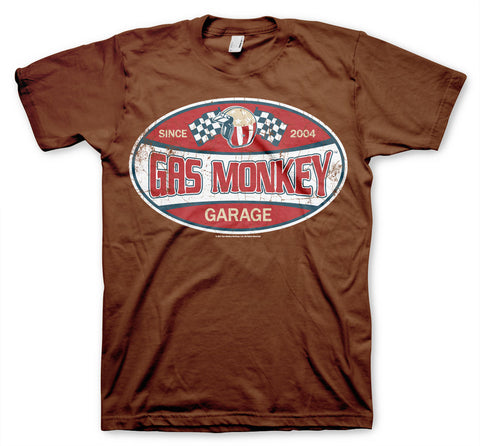 Gas Monkey Garage Since 2004 Official T-Shirt
