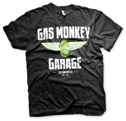 Gas Monkey Garage Speed Wheels Official T-Shirt