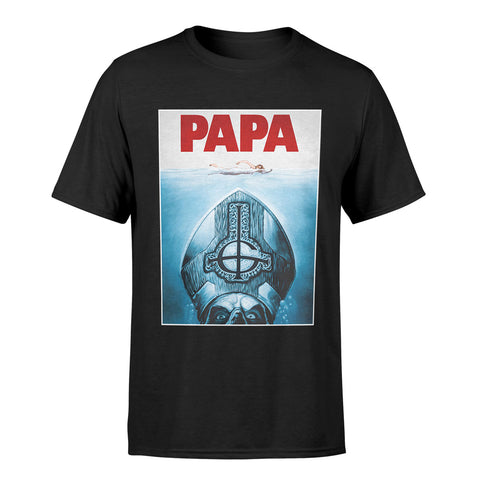 Ghost Papa Jaws Official T-Shirt