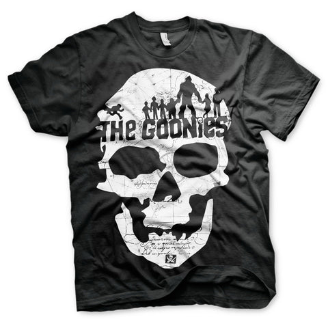 The Goonies Skull Official T-Shirt