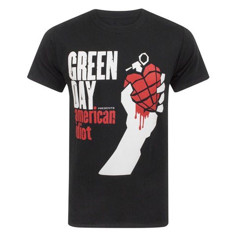 Green Day American Idiot Official T-Shirt