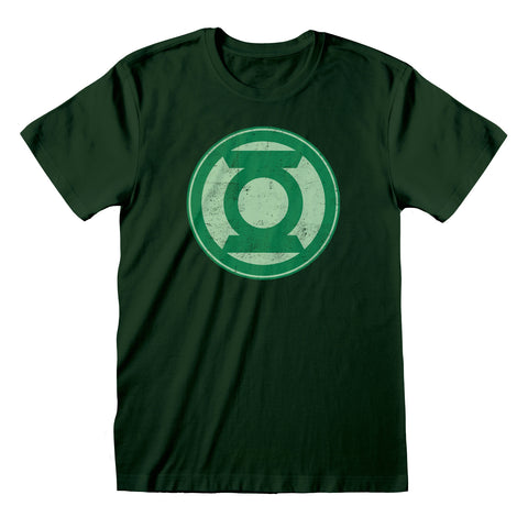 Green Lantern Distressed Official T-Shirt