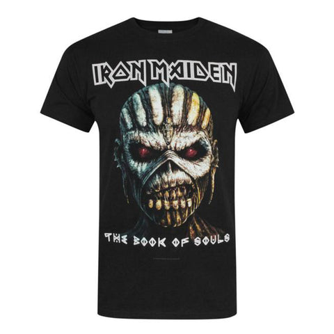 Iron Maiden Book Of Souls Official T-Shirt